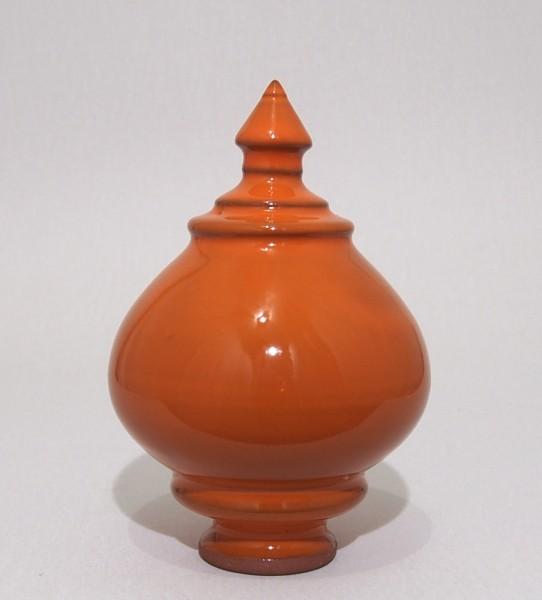 Rosenkugel orange mittel